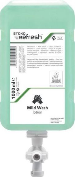 Stoko Refresh® Mild Wash – Lotion (3-F)