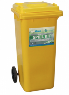SPILKLEEN MAINTENANCE SPILL KIT 120 LITRE