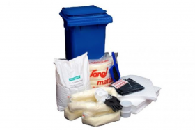 Oil Only Spill Kit – 104 litre absorption capacity
